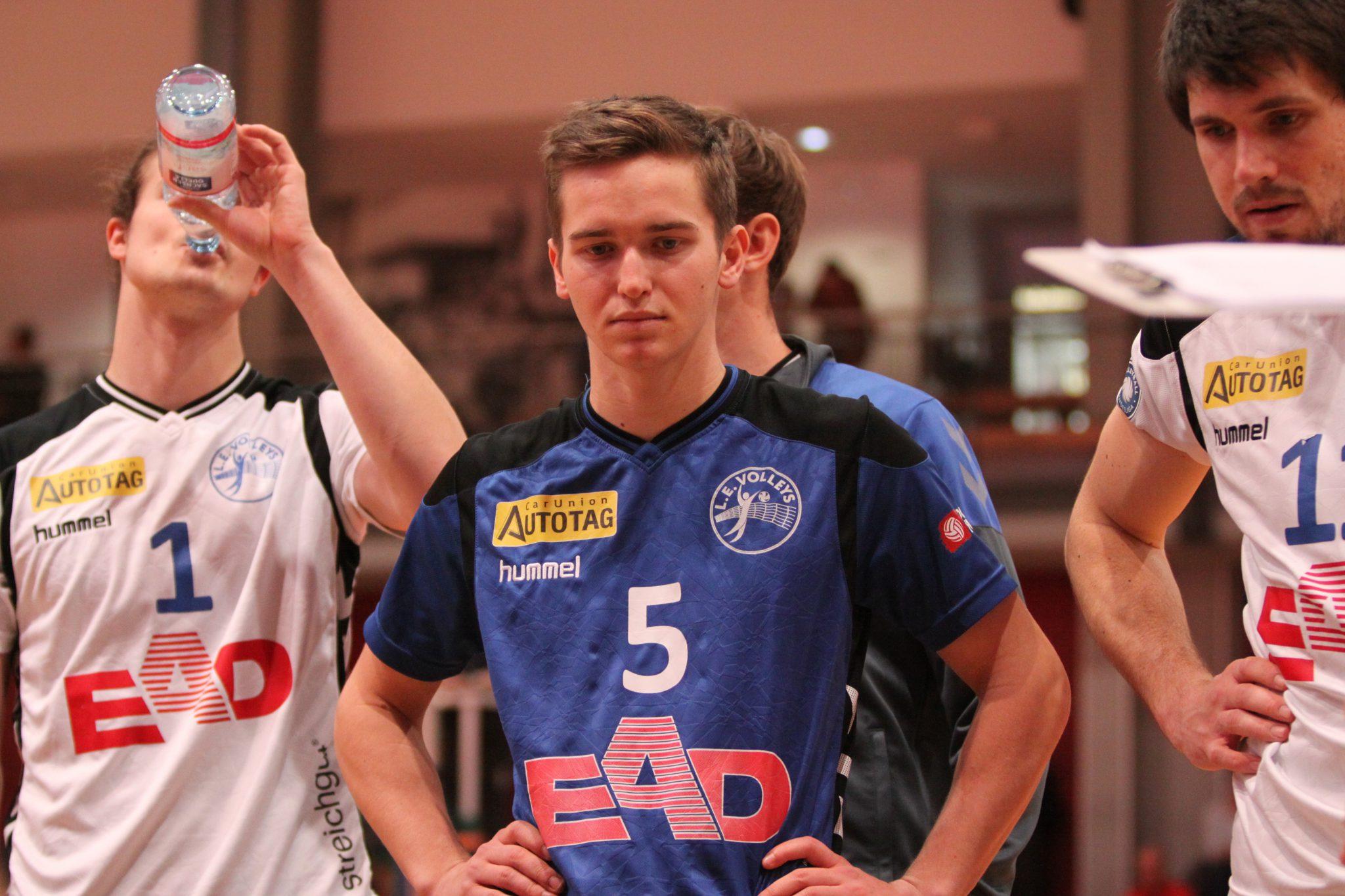 LE Volleys - Lorenz Deutloff 3