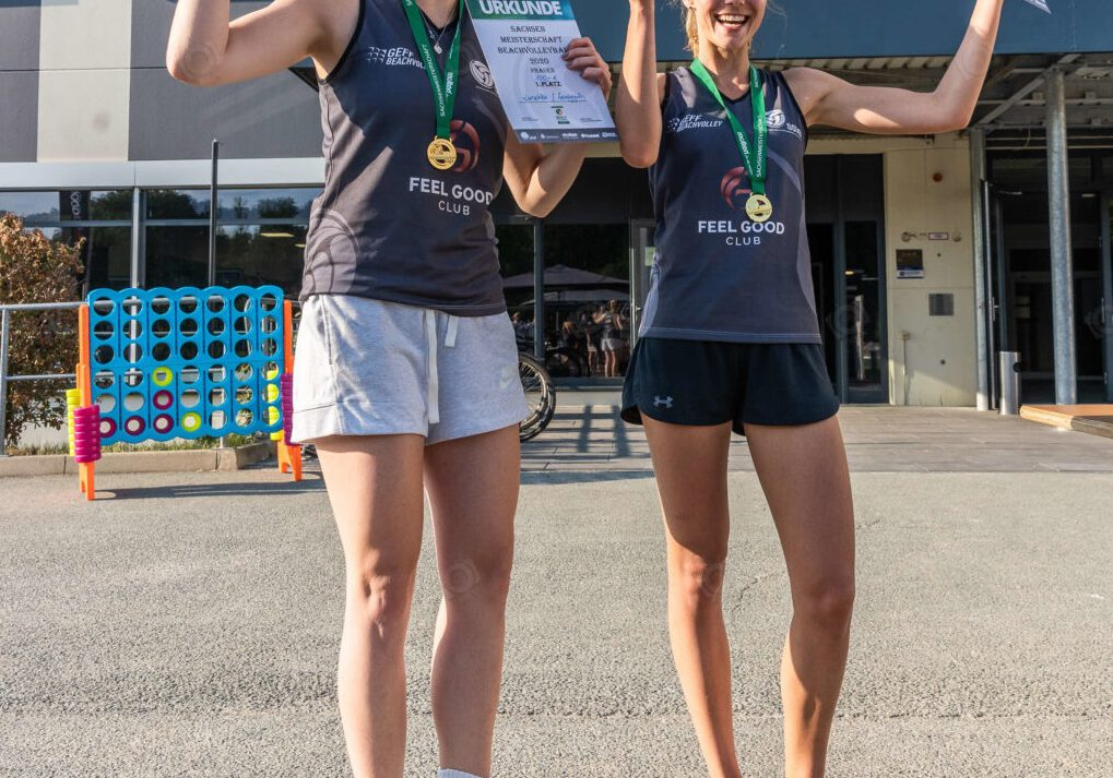 Beachvolleyball Sachsenmeisterschaft 2020 - Frauen